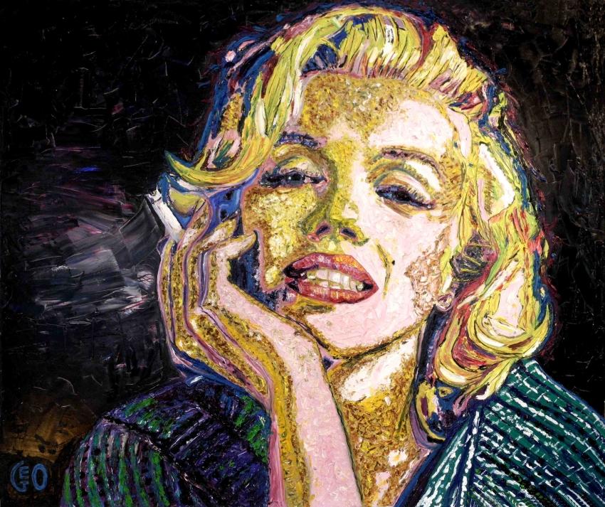 Marilyn Monroe by GEO1965